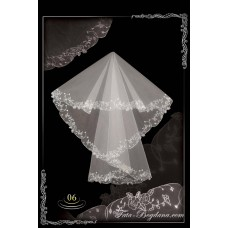 bridal veil embroidery №6