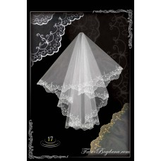 bridal veil embroidery №17