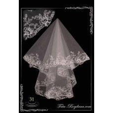 bridal veil embroidery №31