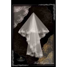 bridal veil embroidery №21